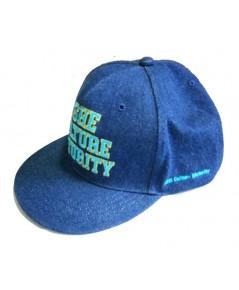 หมวก C021  hiphop ผ้ายีนส์