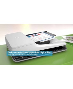 HP ScanJet Pro 3500 f1 Flatbed Scanner(L2741A)