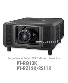 Panasonic PT-RQ13K 4K Projector with SOLID SHINE Laser Endurance