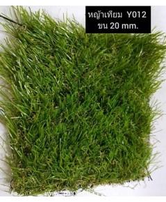 หญ้าปลอม รุ่น Y012 ขนเหมือนจริงมากๆ ขน 20มิล แบ่งขาย ตรม. ละ 420 บาท