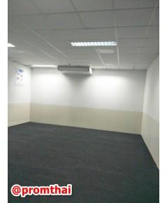 พรมลูกฟูก สีเทาดำ BR 020 ขนาด2×25m./ม้วน ราคา 4,400 บาท