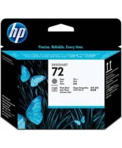 HP  Printhead NO.72 Gray / Photo Black for DSJ-T610,T620,T770,T790,T1100,T1120,T1200,T1300,T2300
