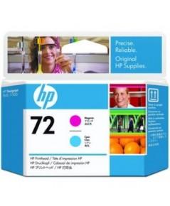 HP  Printhead NO.72  Magenta + Cyan  for DSJ-T610,T620,T770,T790,T1100,T1120,T1200,T1300,T2300