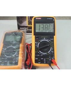 เครื่องวัด Digital Multimeter Electrical Meter EXCEL DT9205A
