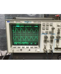 HP 54645D MIXED SIGNAL OSCILLOSCOPE