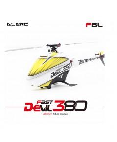 ฮ.ไฟฟ้า Devil 380 FAST +มอเตอร์BRushless 3120-PRO 1000KV