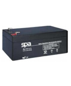แบตเตอรี่แห้ง SPA สปา รุ่น SL12-3.3AH (12V 3.3AH)