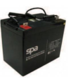 แบตเตอรี่แห้ง SPA สปา รุ่น SL12-75AH (12V 75AH)