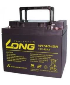 แบตเตอรี่แห้ง LONG รุ่น WP40-12N (12V-40AH)