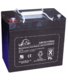 แบตเตอรี่แห้ง LEOCH รุ่น DJM55-12 (12V-55AH)