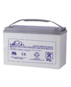 แบตเตอรี่แห้ง LEOCH รุ่น DJM100-12 (12V-100AH)