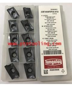 เม็ดมีด AOMT180508PDPR-MJ AH725 Tungaloy