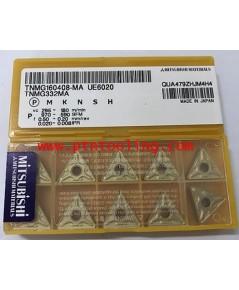 เม็ดมีด TNMG 160408-MA UE6020 Mitsubishi