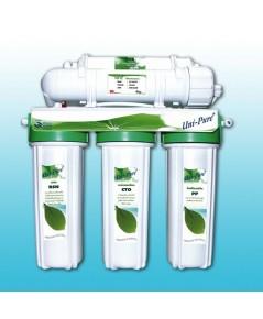 เครื่องกรองน้ำดื่มระบบ UF-0.01 ไมครอน Uni-Pure 5 (Green)