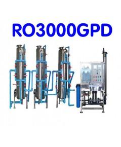 เครื่องกรองน้ำ RO3,000GPD