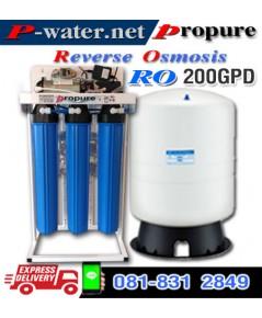 เครื่องกรองน้ำ PROPURE RO200GPD