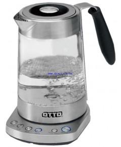 กาต้มน้ำและชงชาไร้สาย 1.7ลิตร OTTOออตโต้ รุ่นPT-107A มีที่กรองชา เปลี่ยนฝาได้ ส่งฟรีถึงที่ทั่วประเทศ