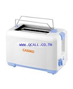 เครื่องปิ้งขนมปัง2แผ่น ปากช่องกว้าง ใส่ขนมปังหนาได้ คาสิโก CASIKO รุ่นCK-2888 ส่งฟรีถึงที่ทั่วประเทศ