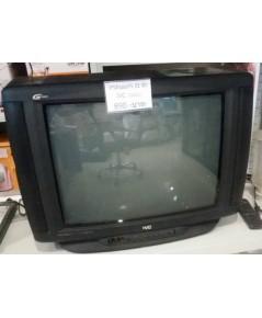 ทีวี โทรทัศน์ TV จอแก้ว 21นิ้ว พร้อมรีโมท JVC มือสอง สีดี คมชัด