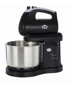 ครื่องผสมอาหาร(ตีไข่) Food Mixer เฮ้าส์เวิร์ด House Worth รุ่นFM-04 โถสเตนเลส2.8ลิตร ส่งฟรีถึงที่