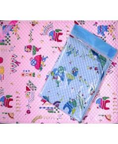 ผ้าพลาสติกปูรองที่นอนเด็กทารก แบบญี่ปุ่นเล็ก