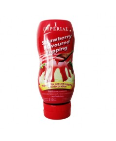 Imperial Strawberry Flavoured Topping 310 g.