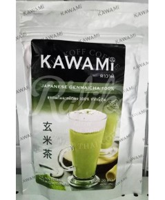 Kawami Japanese Genmaicha ชาเกนไมฉะชนิดผง จากญี่ปุ่น 100 กรัม