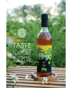 น้ำผึ้งธรรมชาติแท้ ผสมน้ำมะนาว