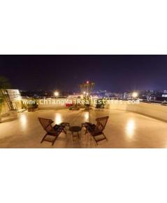 Luxury Penthouse Condominium for sale in Nimmanhemin Chiang Mai.