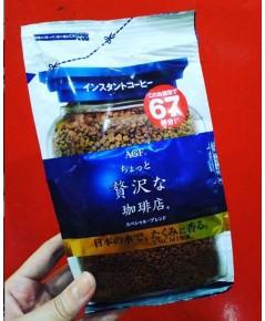 กาแฟ Maxim Luxurious Coffee สีน้ำเงิน ขนาด 135 กรัม (67 ถ้วย) [JF-023_232A]