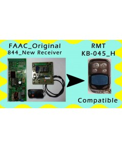 FAAC_844_New_Radio  Receiver