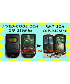 Fixed-Code_2CH_DIP-SW_330Mhz