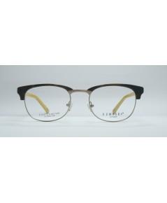 แว่นตา KONISHI KF8465 สีน้ำตาลกระ ทองด้าน