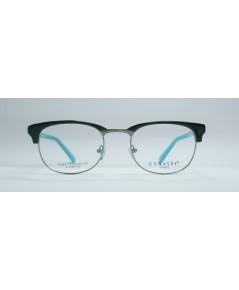 แว่นตา KONISHI KF8465 สีดำ เงิน