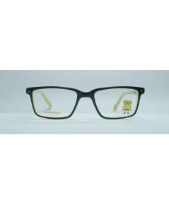 แว่นตาเด็ก NICKELODEON I\'M READY สีดำ เหลือง