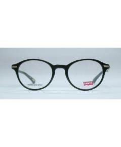 แว่นตา LEVI\'S LS114 สีดำ