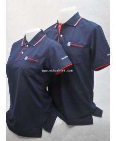 P097 เสื้อโปโล ผลิตเสื้อโปโล โรงงานผลิตเสื้อโปโลครบวงจร เสื้อโปโลสั่งผลิต