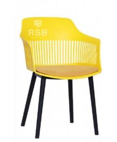 เก้าอี้ Design พนักพิงทำลายเส้น สลับ ลาย รหัส 3662