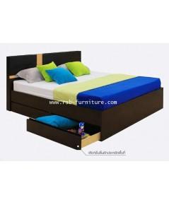 เตียงนอนร๊อคโค 6 ฟุต รหัส 1874