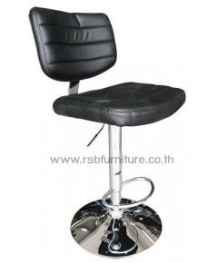เก้าอี้บาร์หนังดีไซน์ รหัส 2008