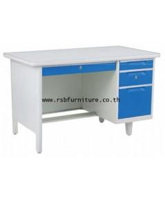 โต๊ะทำงานเหล็ก SMARTFORM ขนาดเร่มต้นที่ W108XD67.5 CM รหัส 2119