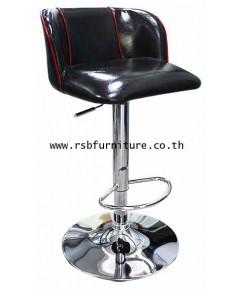 เก้าอี้สตูลบาร์หนัง สไตล์วินเทจ รหัส 2153