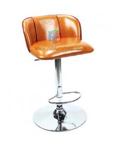 เก้าอี้บาร์หนัง รหัส 2380