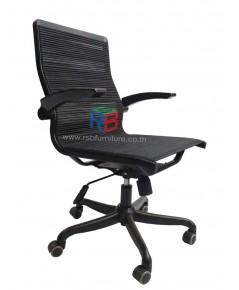 เก้าอี้สำนักงาน ตาข่ายลายเส้น รหัส 2432
