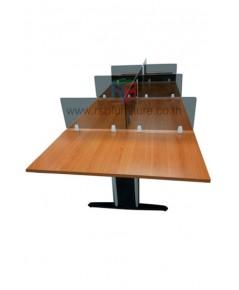 โต๊ะทำงานกลุ่ม รหัส 2558