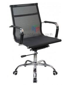 เก้าอี้สำนักงาน MESH SLIM ตาข่ายเหนียวทน รับน้ำหนัก100KG รหัส 2726