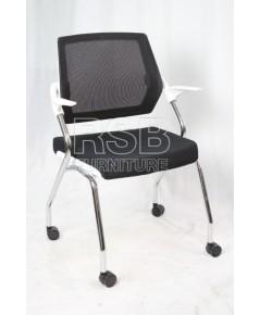 เก้าอี้สำนักงาน พนักพิงตาข่าย รหัส 2875