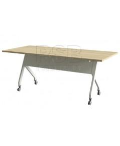 โต๊ะพับล้อเลื่อน รหัส 2879
