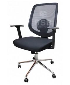 เก้าอี้สำนักงาน โครงหนาพิเศษ พนักพิงตาข่ายแบบเหนียว รหัส 3339