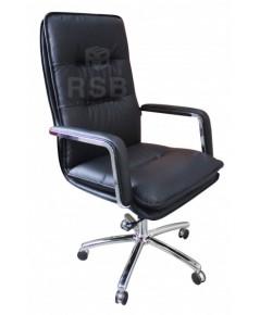 เก้าอี้ผู้บริหาร พนักพิงที่นั่งเบาะหนานุ่ม นั่งสบาย แขนเหล็ก รหัส 3341